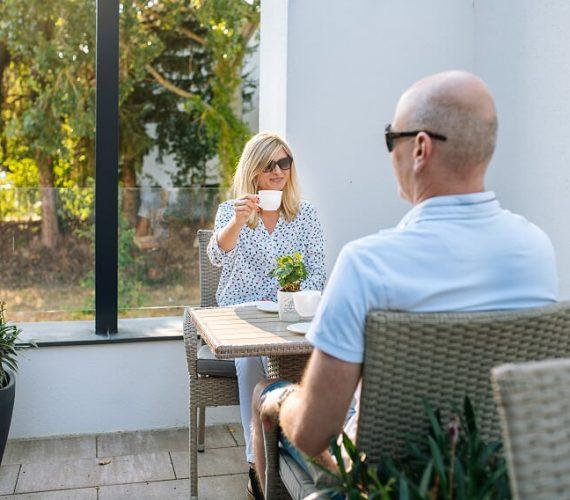 Romantic getaway at Easy Suites Heviz